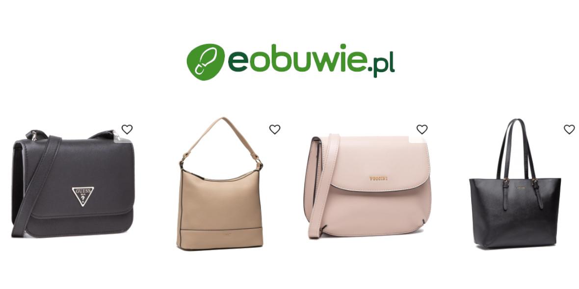 eobuwie.pl: Do -50% na torebki 12.04.2021