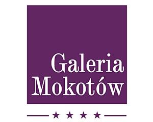 Logo Galeria Mokotów
