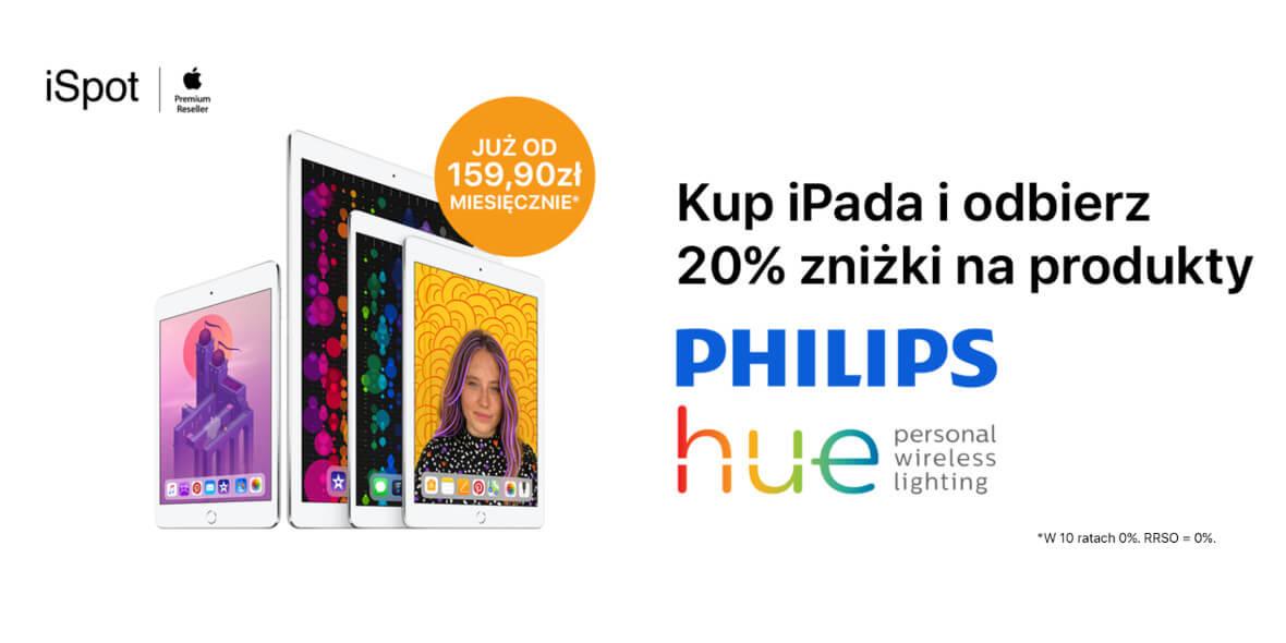 na wybrane produkty Philips