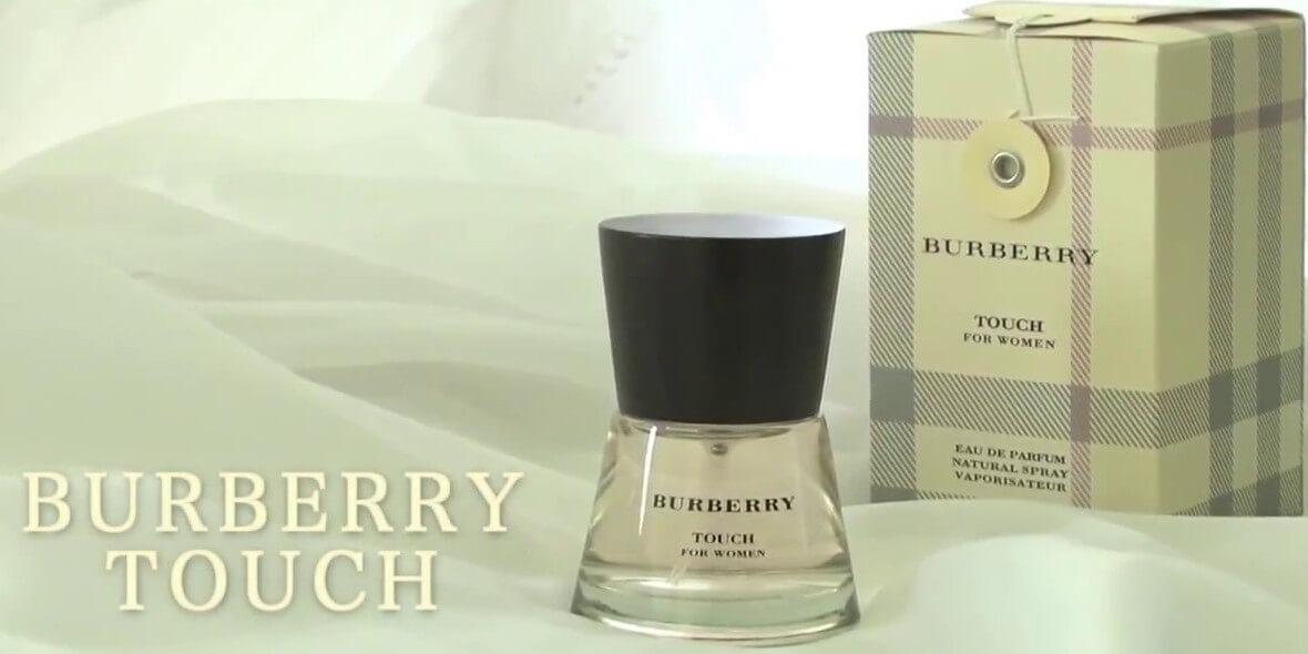 na wodę perfumowaną Burberry Touch for Women