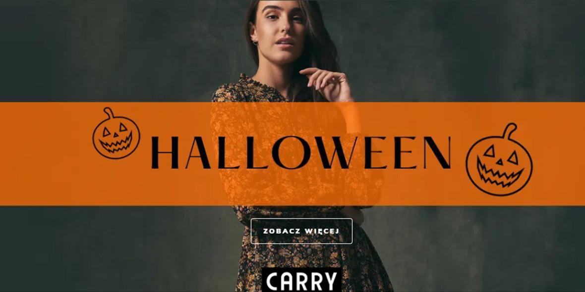 Carry:  Kolekcja Halloween 22.10.2021