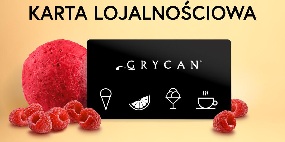 Grycan:  Karta Lojalnościowa Grycan 01.01.0001