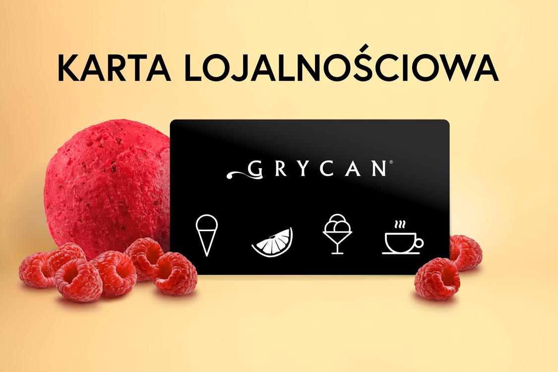 :  Karta Lojalnościowa Grycan
