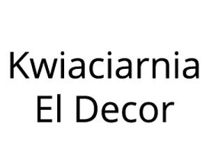 Kwiaciarnia El Decor
