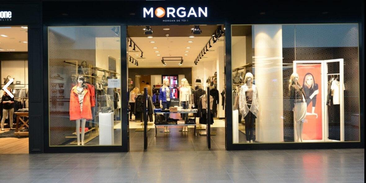 Morgan: -10% na całe zakupy 21.02.2019