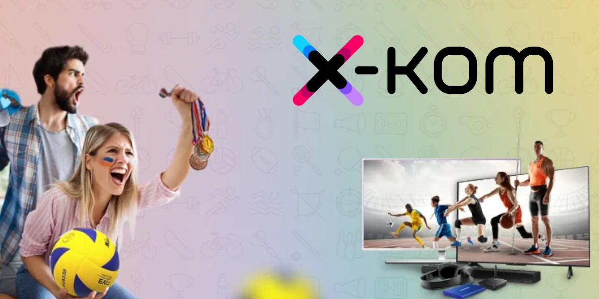 X-Kom.pl: Do -600 zł na wybrane telewizory i akcesoria 21.07.2021