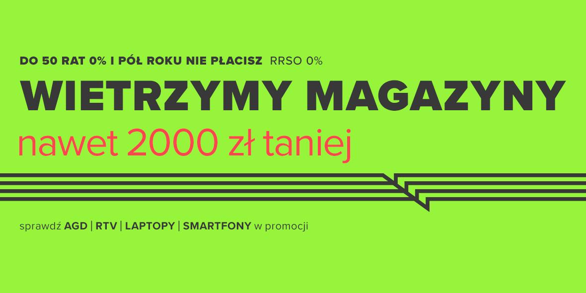Neonet: Do -2000 zł za wybrane produkty 14.05.2021