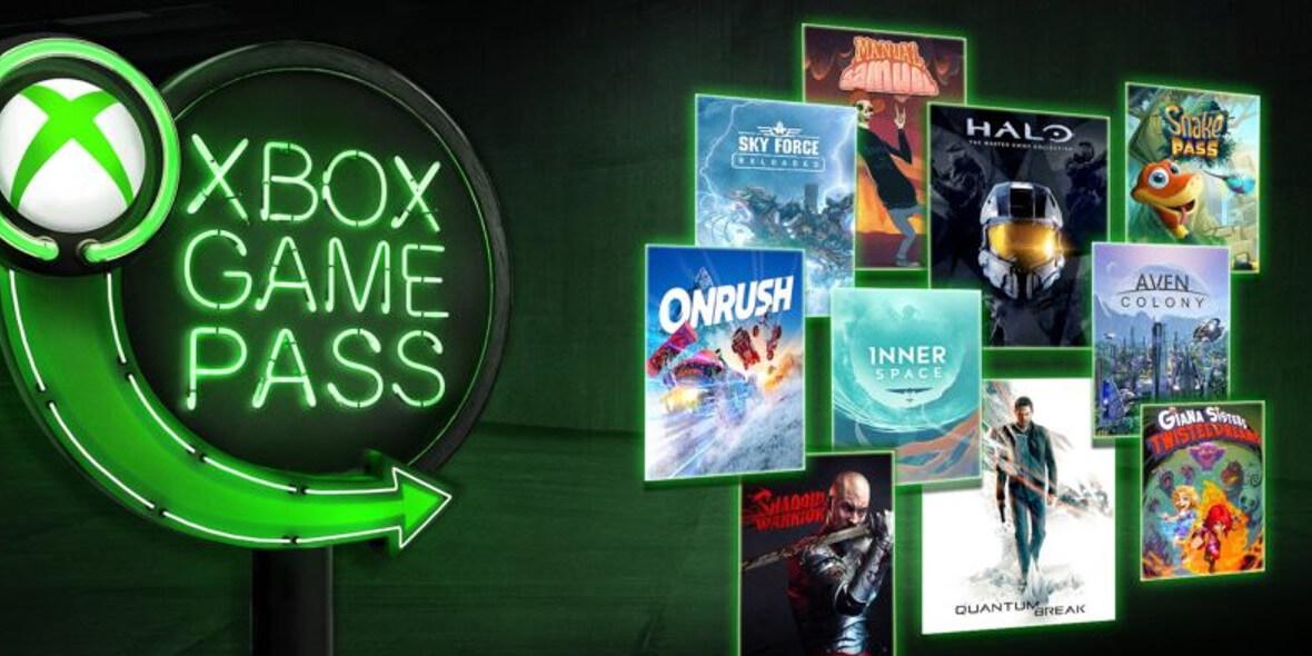 na XBOX Game Pass