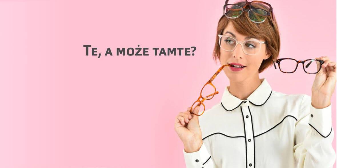 -10% na kompletną parę okularów