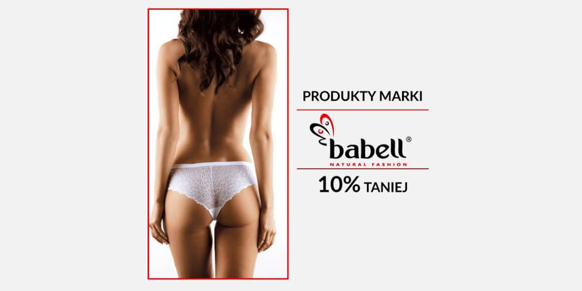na produkty marki Babell