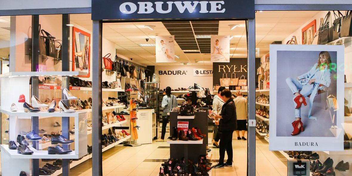 AWIS OBUWIE: -5% na zakupy