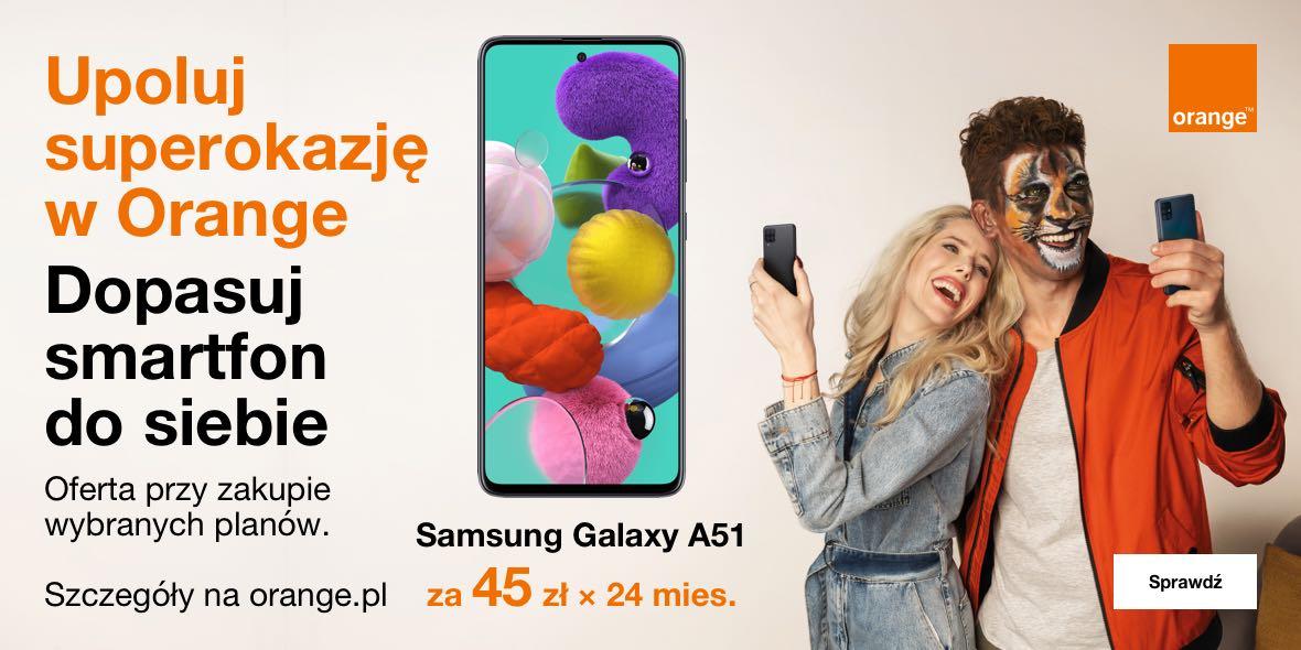 Orange: Upoluj superokazję i zgarnij do 150 zł cashback!