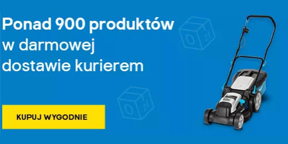 Castorama:  Darmowa dostawa na ponad 900 produktów 01.01.0001