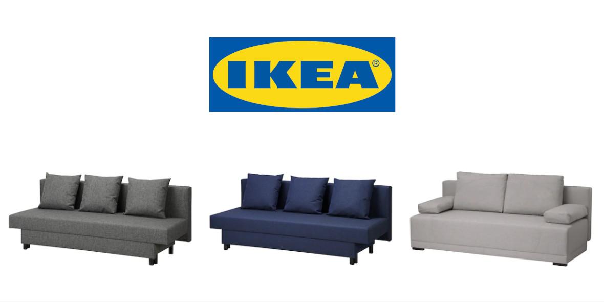 IKEA: 1 zł za dostawę wybranych sof 18.09.2021