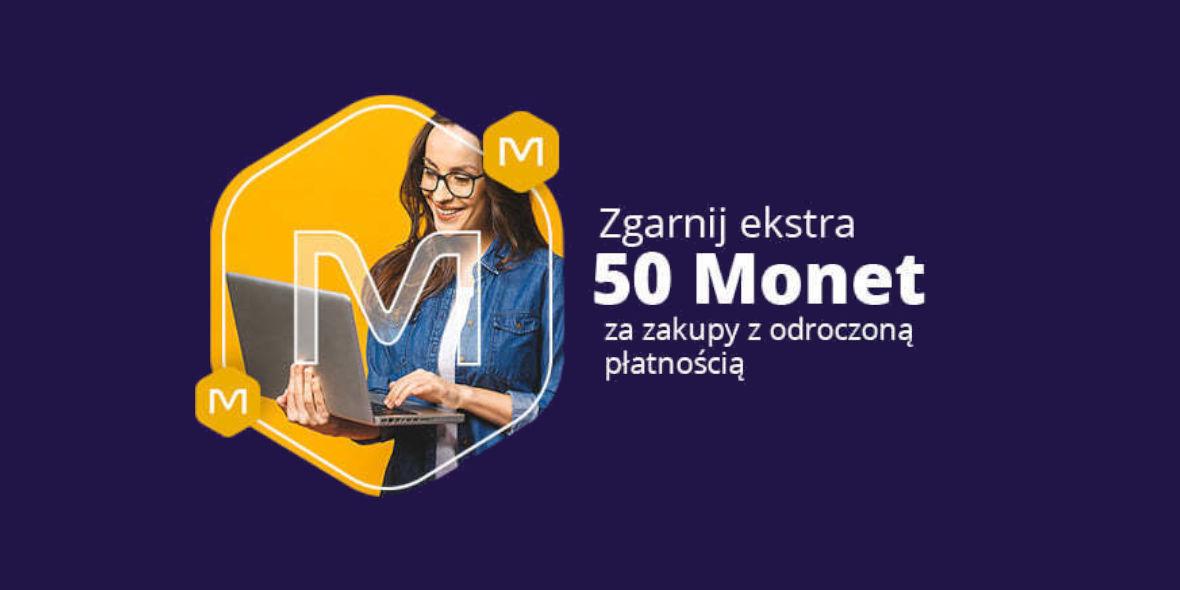 Allegro: +50 Monet za odroczoną płatność 23.06.2021