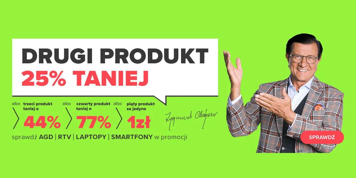 Neonet: 1 zł za piąty produkt 21.10.2021