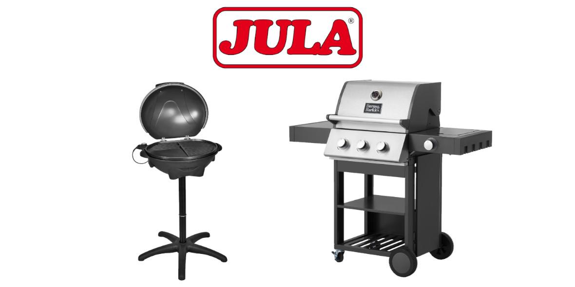 Jula: Od 84,99 zł za grill w Jula 16.04.2021