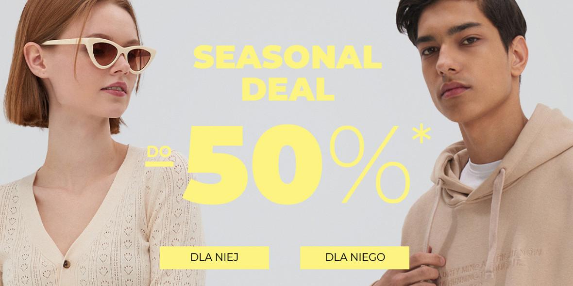 House:  Do -50% na Seasonal Deal 07.05.2021