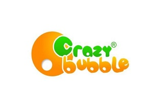 Logo Crazy Bubble