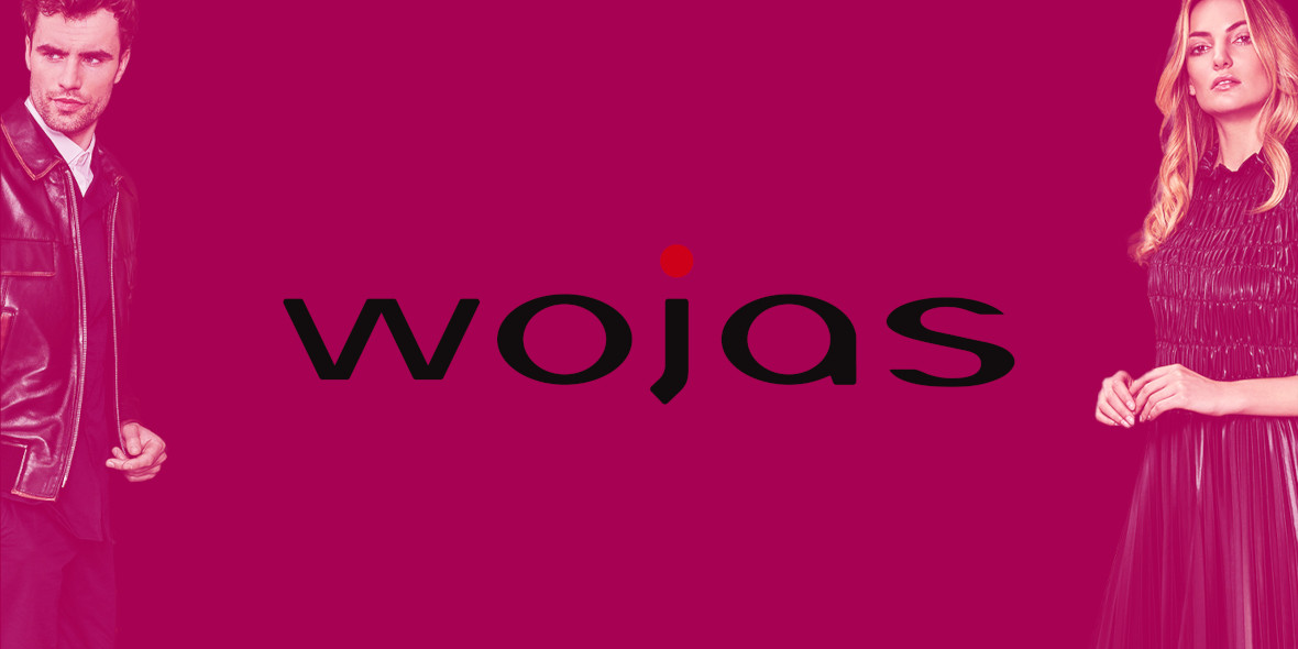 Wojas: -5% na cały asortyment w sklepie Wojas