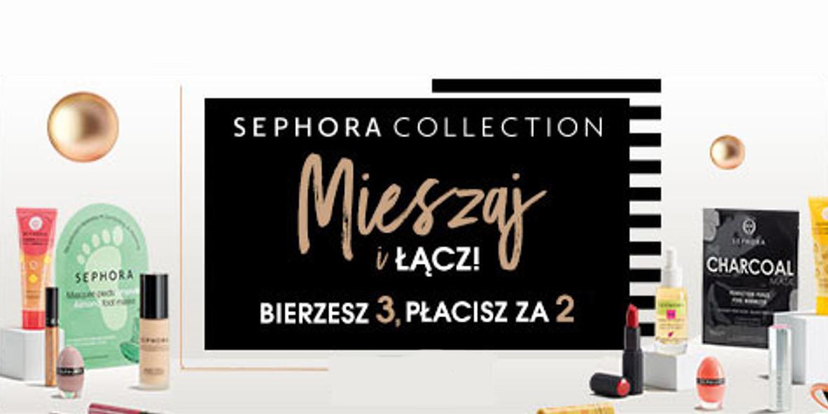 na produkty Sephora Collection