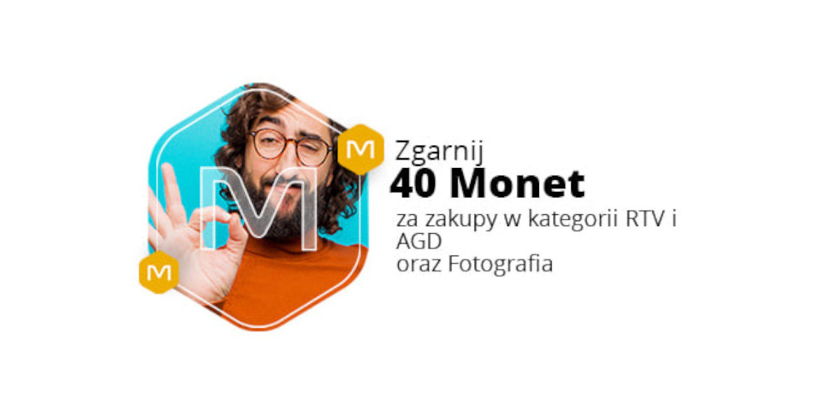Allegro.pl: +40 Monet za zakupy w wybranych kategoriach 11.05.2021