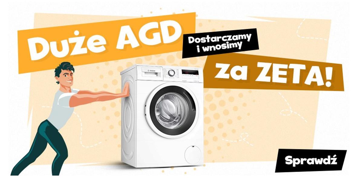 Max Elektro.pl: Do -300 zł i dostawa z wniesieniem za 1 zł 23.10.2021