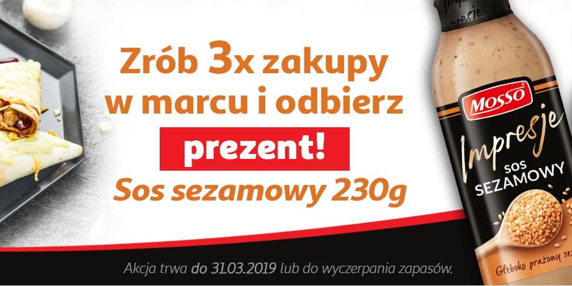 Sos sezamowy 230 g