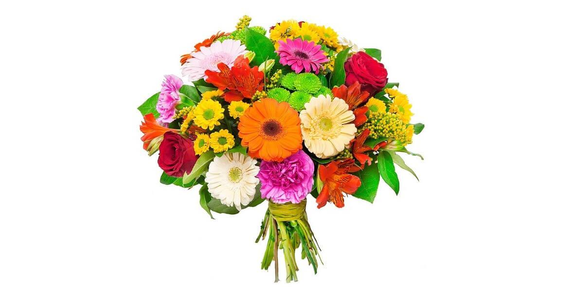 Kwiaciarnia EWA: -10% przy zakupie wiązanki powyżej 50 zł 01.01.0001