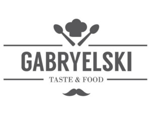 Logo Gabryelski Taste&Food