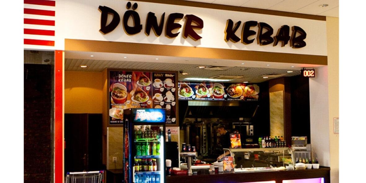 na dowolnego  kebaba