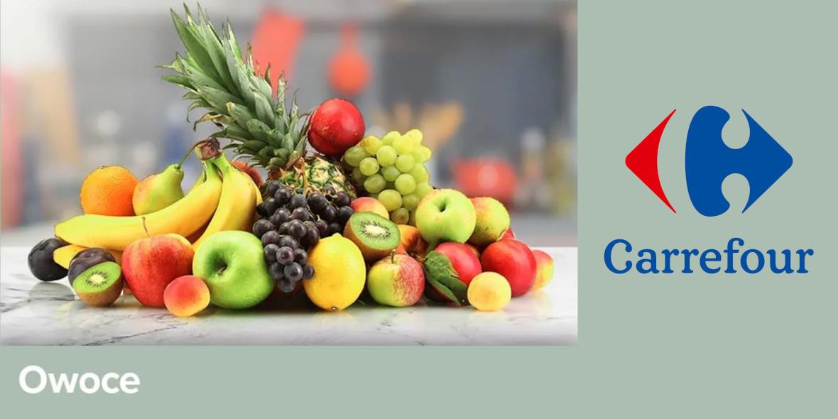 Carrefour: Online Warzywa i owoce na Carrefour.pl 13.01.2021