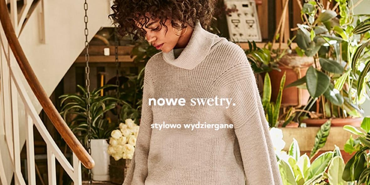 Orsay: Kod: -30% na wszystkie swetry 25.11.2020