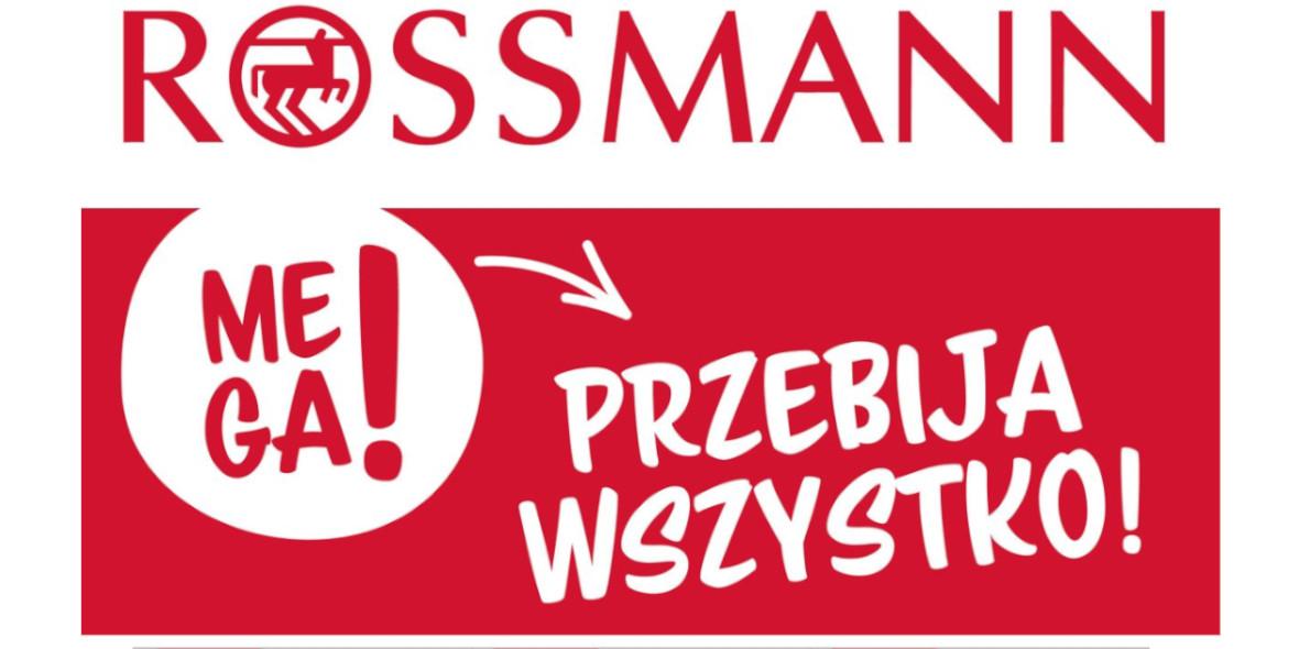 Rossmann:  Wybrane produkty w MEGA cenach! 01.01.0001