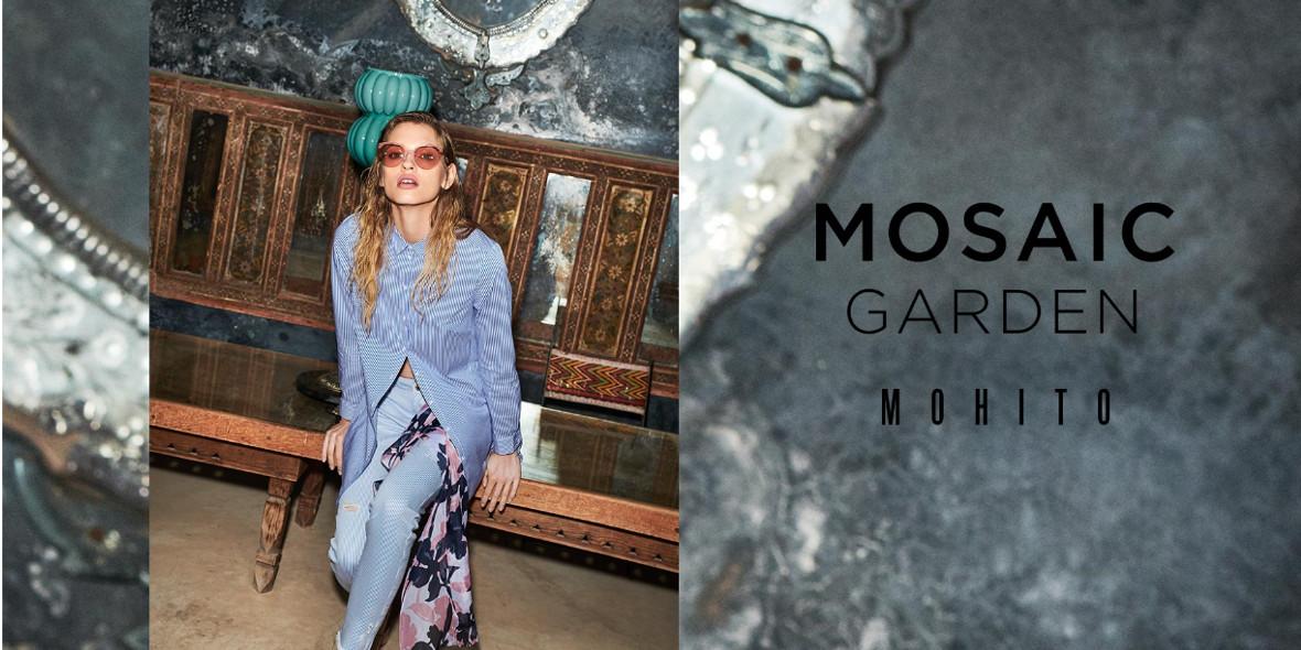 "Nowa Kolekcja ""Mosaic Garden"""