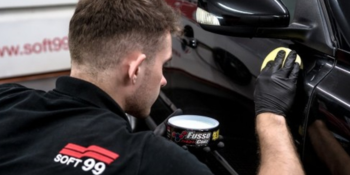 Mycie i pielęgnacja auta