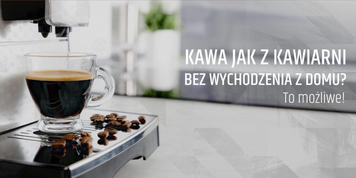 Konesso: Do -700 zł na zakup ekspresu do domu