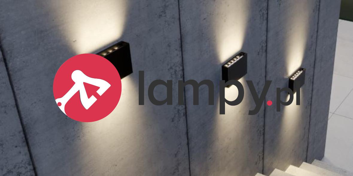 lampy.pl: Do -64% na kinkiety 15.09.2021