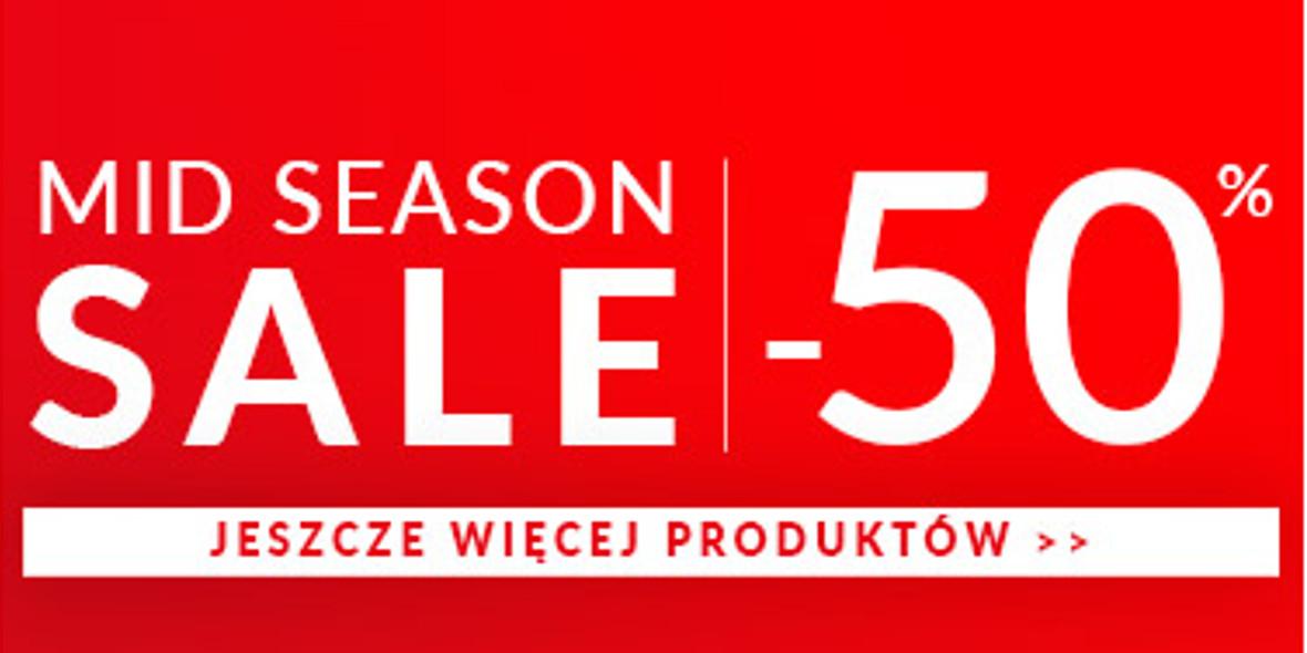 Top Secret:  -50% na Mid Season Sale 01.01.0001