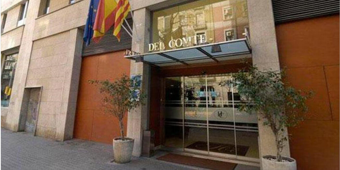 na pobyt w Barcelonie