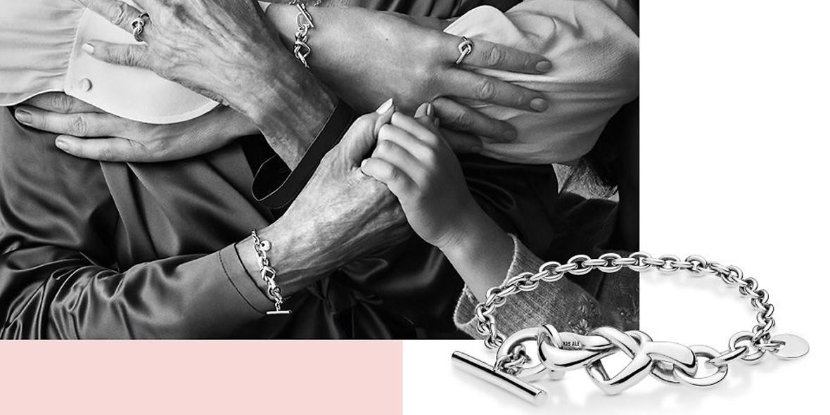 """za biżuterię z kolekcji """"Pandora na Dzień Matki"""""""