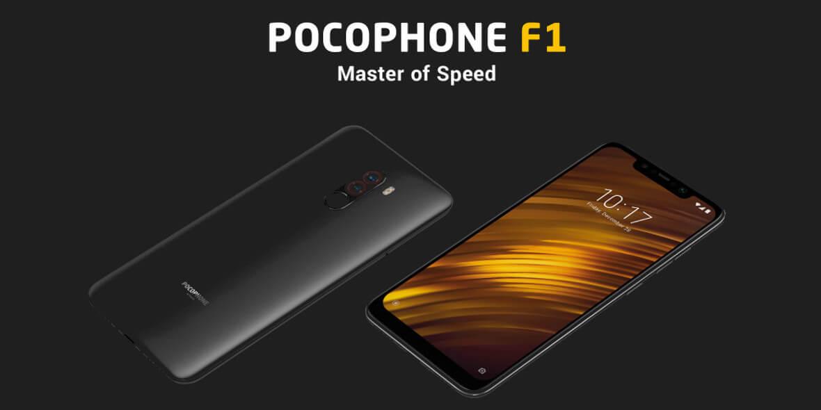 na Xiaomi Pocophone F1