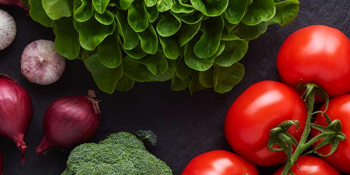 Kaufland:  Do -55% na sezonowe warzywa i owoce 17.10.2021