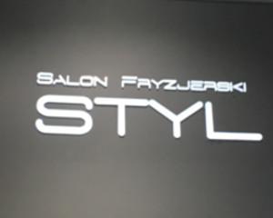Logo Salon Fryzjerski STYL