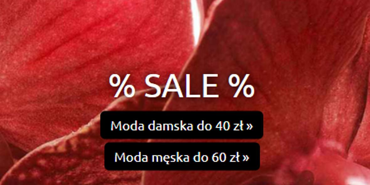 Bonprix: Do 60 zł na modę damską i męską