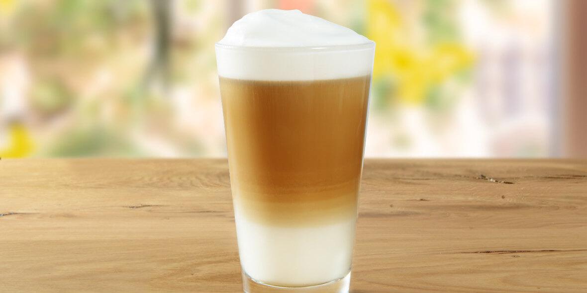 za Kawę Latte