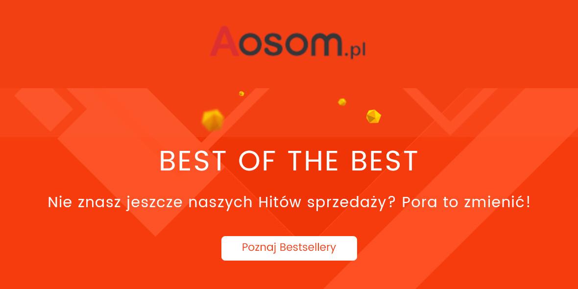 Aosom.pl: Kod: -10% na wybrane produkty