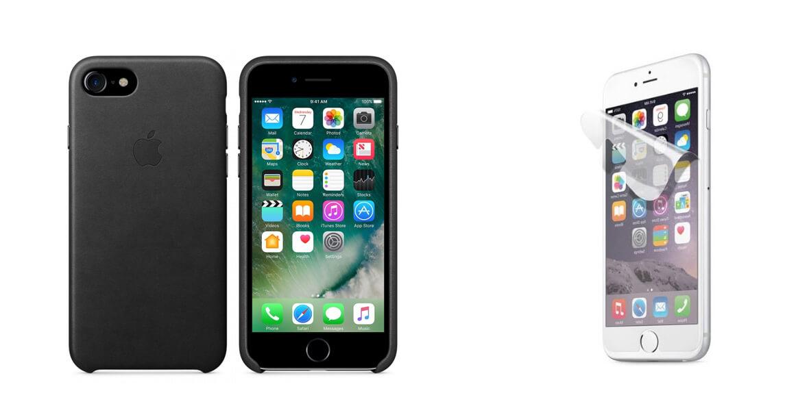 na wybrane akcesoria ochronne non Apple