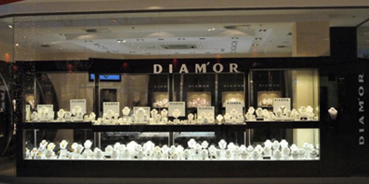 DIAM'OR: -3% na zakupy