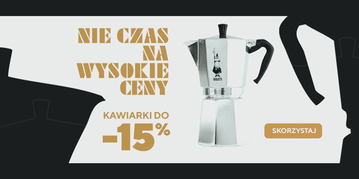 Cafe Silesia: -15% na kawiarki 08.10.2021